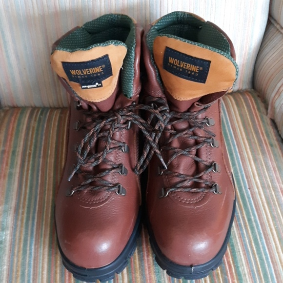 9abb36a5c95 Mens wolverine steel toe work boots